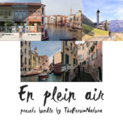 TheRerumNatura - Lightroom Preset - En Plein Air - Bundle