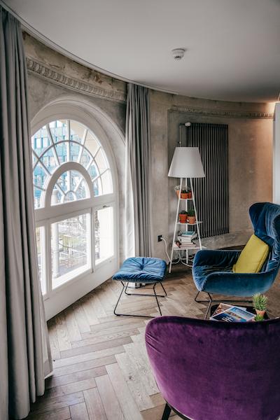 Hotel Restaurant Anker Room
