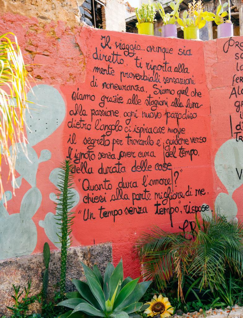 Catania San Berillo Street Art