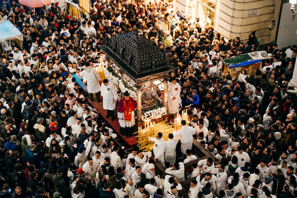 Festa di Sant'Agata 2018 Processione
