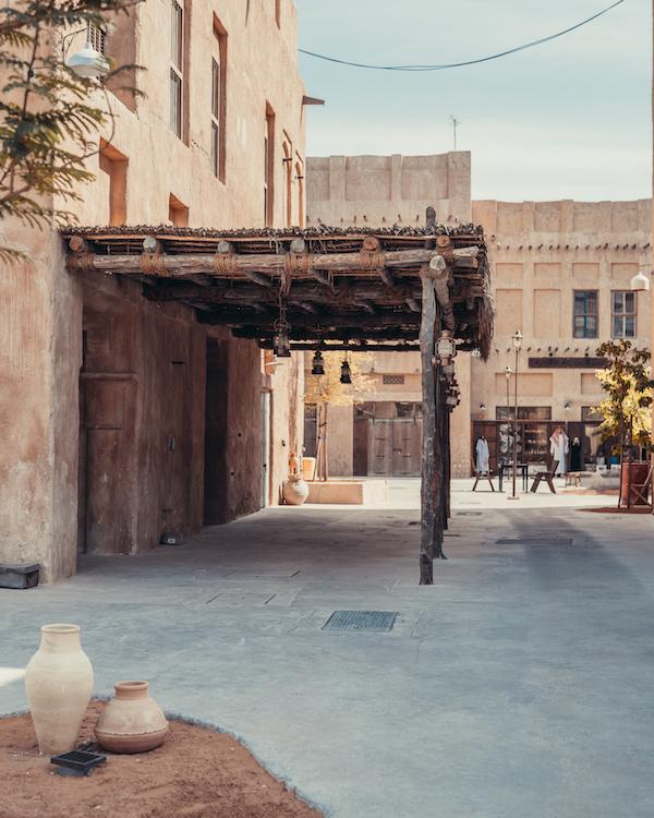 Dubai Old Town Al Fahidi