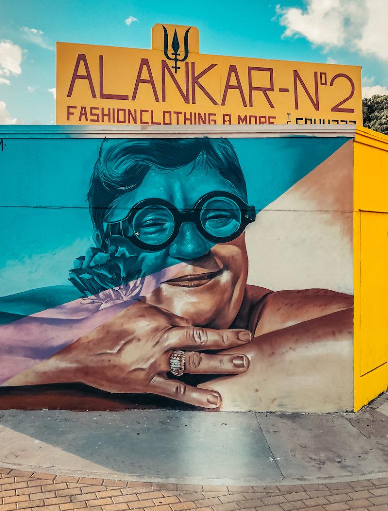Street Art Sint Nicolaas Aruba Murales