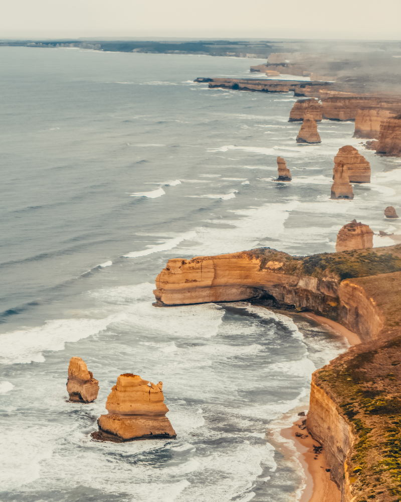 12 Apostles Helicopters Vista View