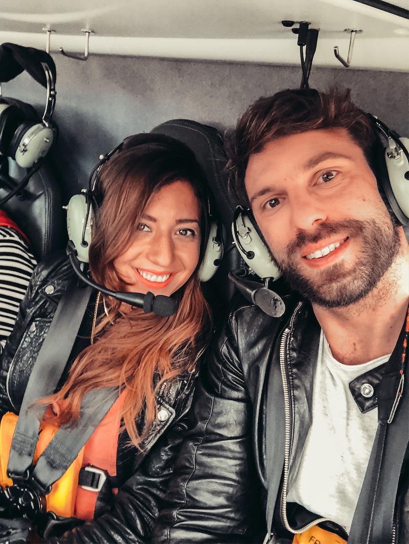 Elicottero Gianluca Fazio TheRerumNatura Diana de Lorenzi