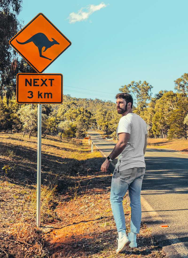 Gianluca Fazio TheRerumNatura Australia Canberra
