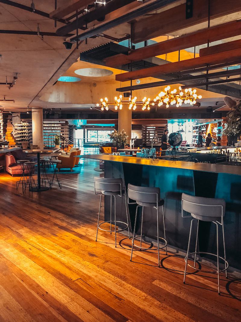 Ovolo Nishi Hotel Canberra Bar