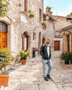 Gianluca Fazio TheRerumNatura a Gubbio