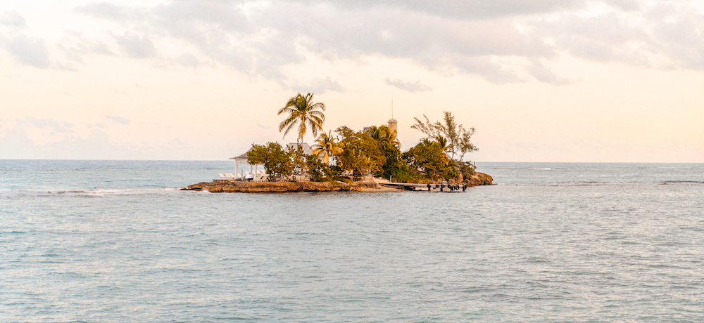 Jamaica Giamaica Isola couples Tower Isle