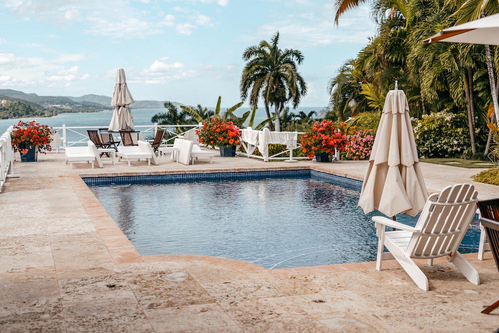 Round Hill Jamaica Giamaica Swimming Pool Piscina Villa 17